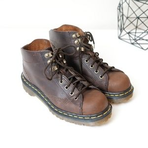 Dr Martens Made In England Vintage Ankle Boots